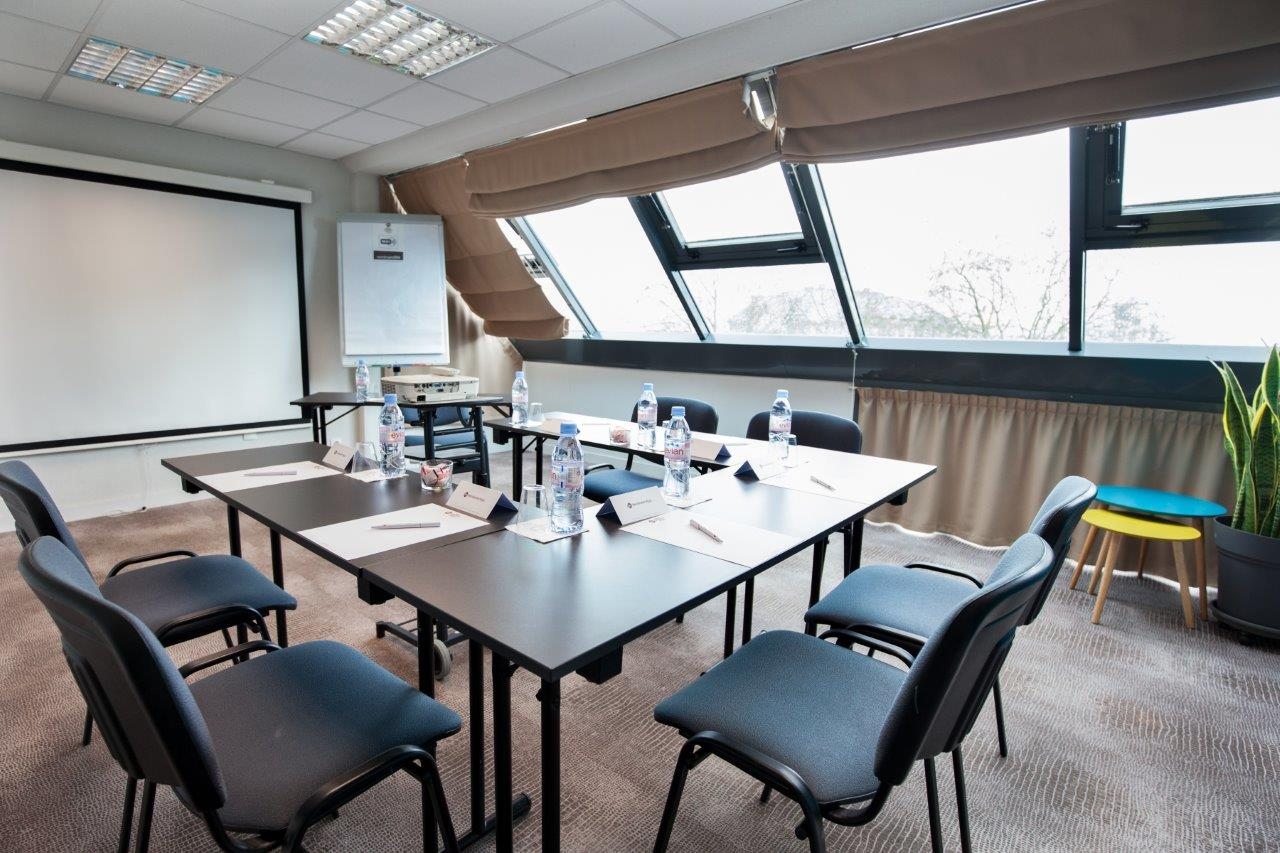 Meeting room hotel BEST WESTERN PLUS Vannes city center